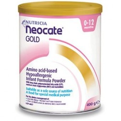 Neocate Gold 400 G 0 A 12 Meses Pvo Lata