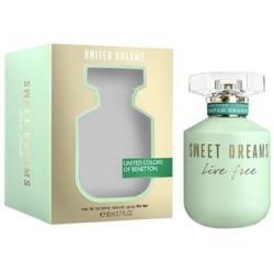 Benetton Sweet Dreams Live Free 80 Loc