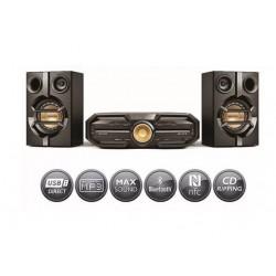 Minicomponente Philips Fx20x/77 Bluetooth Nfc 300w Usb Mp3