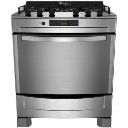 Cocina Multigas Whirlpool 5 Hornallas 76 cm. WF876XG
