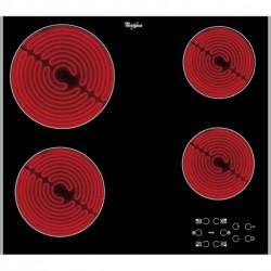 Anafe Whirlpool Vitrocerámico 4 Focos AKT8090L