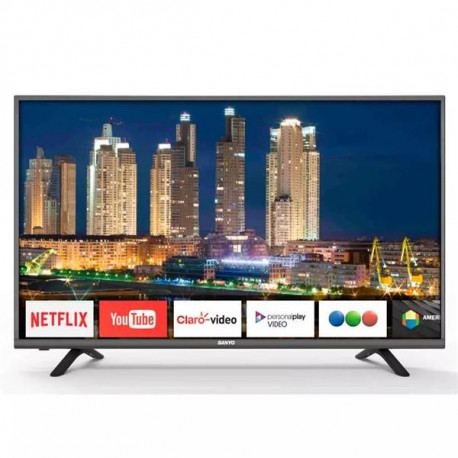 "SMART TV 4K 49"" SANYO LCE49SU8350"
