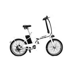 """Bicicleta Electrica Bateria Recargable Modelo Fashion Rodado 20"""""""