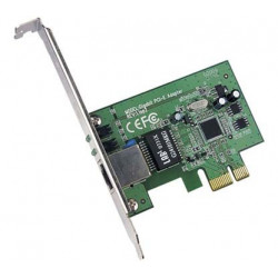 PLACA DE RED TP-LINK 10/100/1000 GIGABIT TG-3468 PCIE