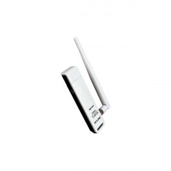 PLACA DE RED TP-LINK WIRELESS WN722N 150MBS USB