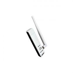 PLACA DE RED TP-LINK WIRELESS WN722N 150MBS USB