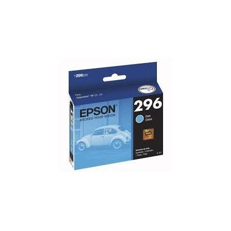 CARTUCHO TINTA EPSON T296 CYAN