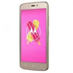 Celular Motorola Moto C Plus Oro (XT1725)
