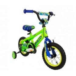 Bicicleta Verde Philco Patio Rodado 12
