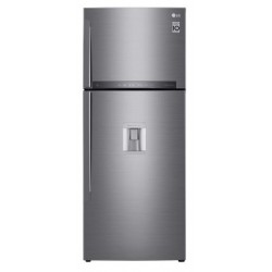 HELADERA LG NO FROST 441 LTR GC-F502HLHU
