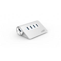 HUB USB 3.0 ALUMINIO SENTEY LS-6110