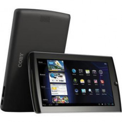 """TABLET. 7"""" COBY KYROS 512MB 4GB CAPACITIVE MULTI-TOUCH MID7036-4"""