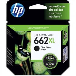 CARTUCHO HP 662XL NEGRO CZ105AL