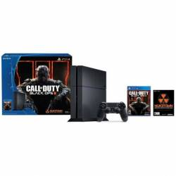 Consola Sony Playstation 4 + Call Of Duty Black Ops III - Negro
